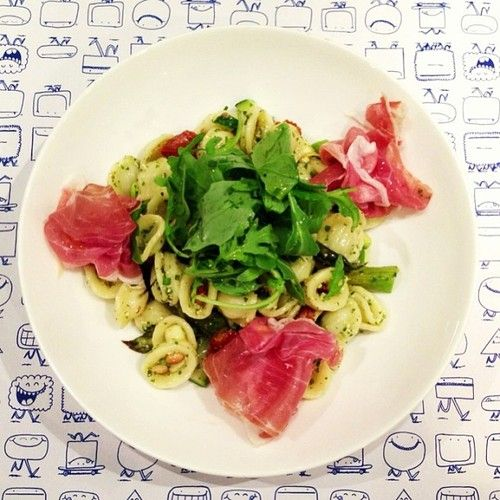 Yummy! Vitality salad of the day by Wafaa. #colette...
