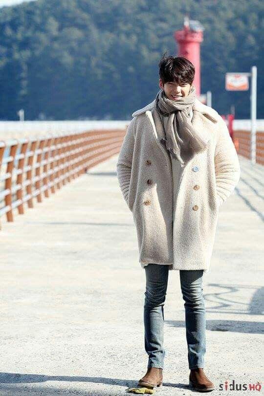 Kim woo bin as shin joon young ❤