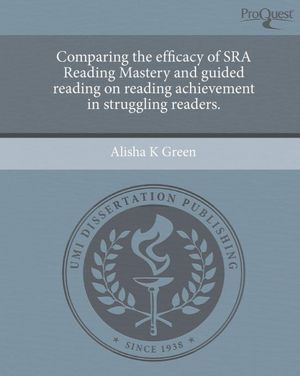 Dissertation on sra