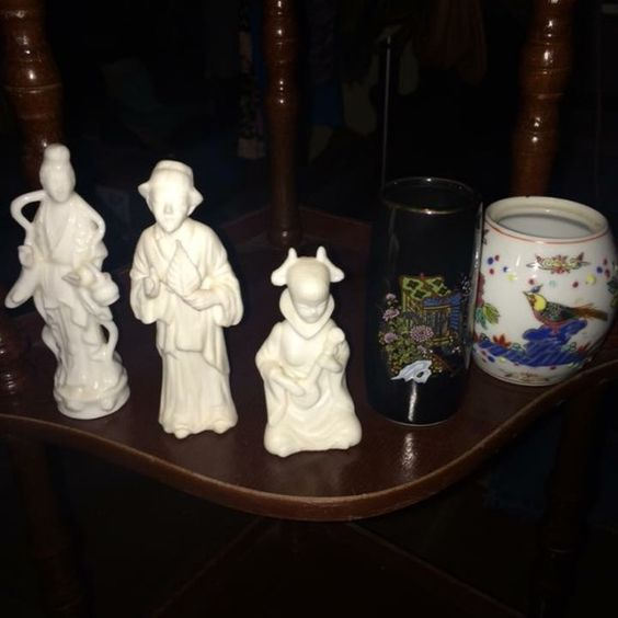 Decorations All 10 for a bundle glass figures Other