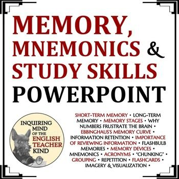 9 Types of Mnemonics for Better Memory - learning assistance