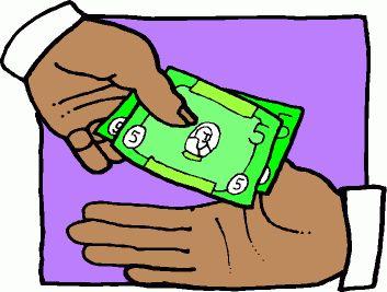 Kids Saving Money Clipart