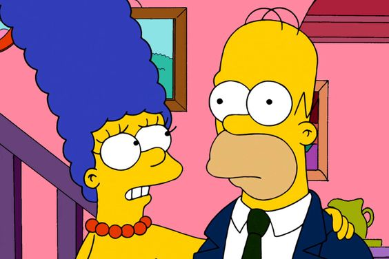 'Simpsons' exec sets the record straight on Homer andMarge
