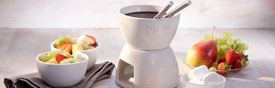 Rezept: Schokoladen-Fondue