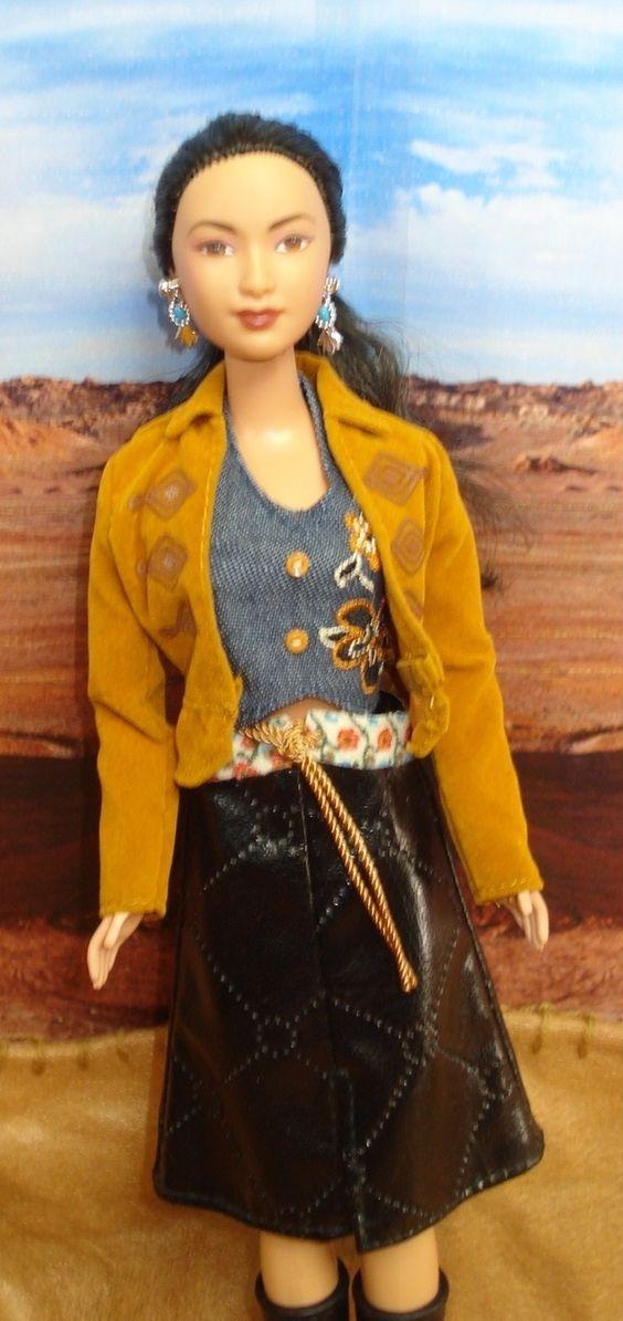 Barbie Navajo Princess 2004