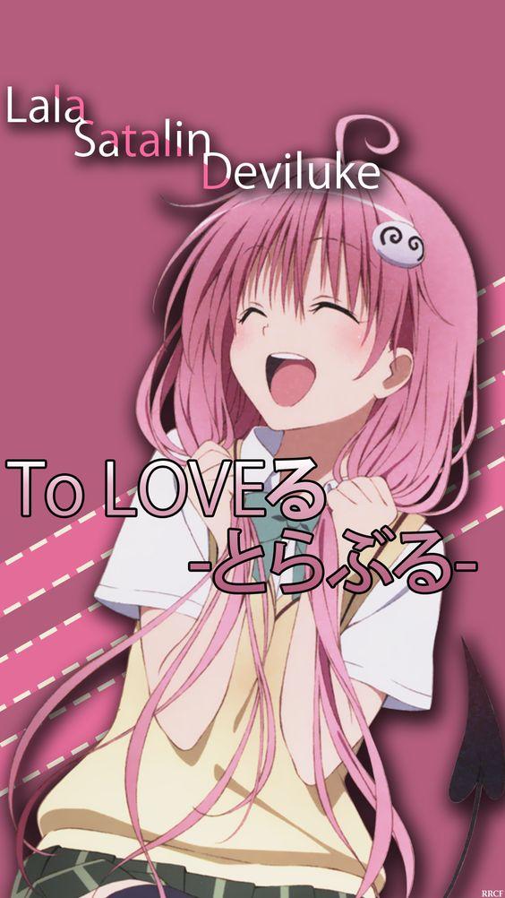 anime to love ru , lala , wallpaper to love ru , anime girl ...