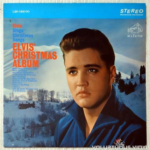 Pin On Christmas Vinyl Records