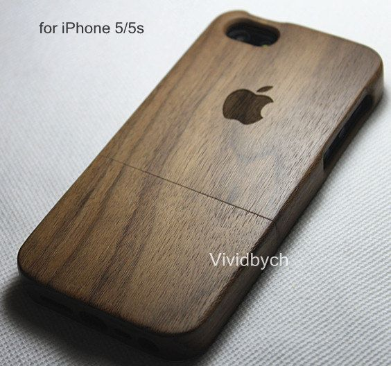 apple 5s case. wooden iphone 5 case wood 5s apple logo by vividbych, $20.50. i would get this if had an iphone! | home decorating ideas pinterest r