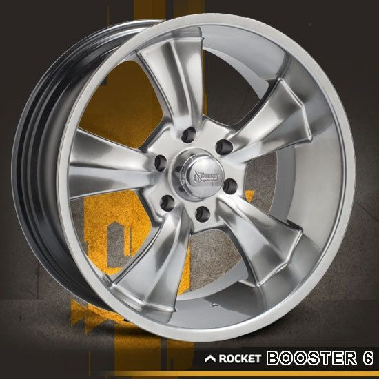 Rocket Booster 6 Hyper Shot Wheels Are Designed For 6 Lug Classic And Modern Tru In 2020 Wheel Racing Wheel Modern Muscle Cars