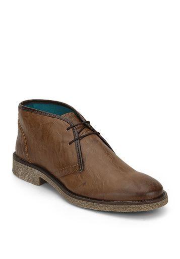 Knotty Derby | Jordan Desert Tan Boots
