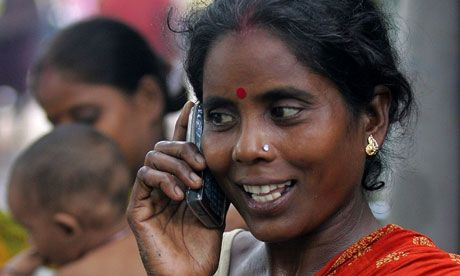 Mobile phones have been a gift for development, says Jeffrey Sachs #mobiletechnology
