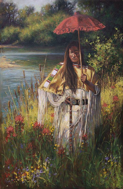 Indian Paintbrush/Don Oelze