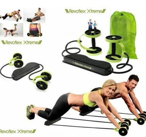 Penawaran Revoflex Xtreme Alat Olahraga Body Iron Gym Men Fitness Pria Wanita Body Fitness Gym Olahraga