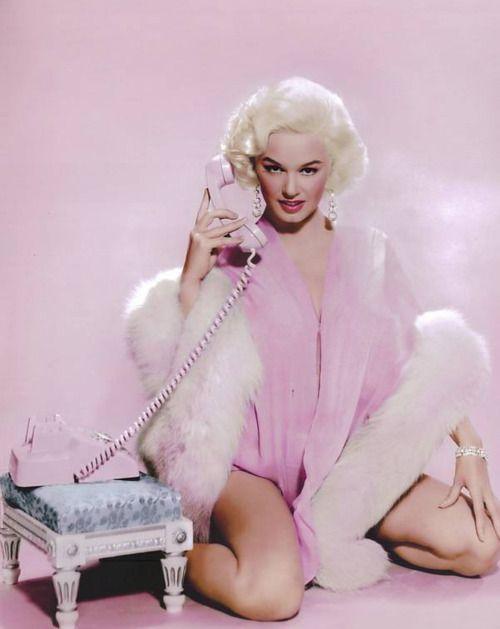 Mamie Van Doren, 1950s