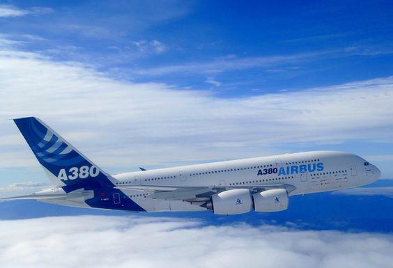 A380. Quero voar nele!