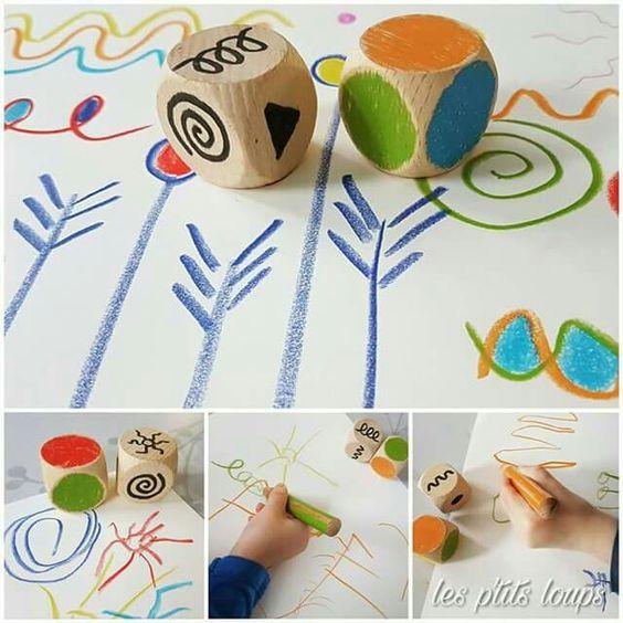 c4ade64452d91aeb8ef63fd31b148cef - 25+ manieren om de schrijfmotoriek van je kind te oefenen