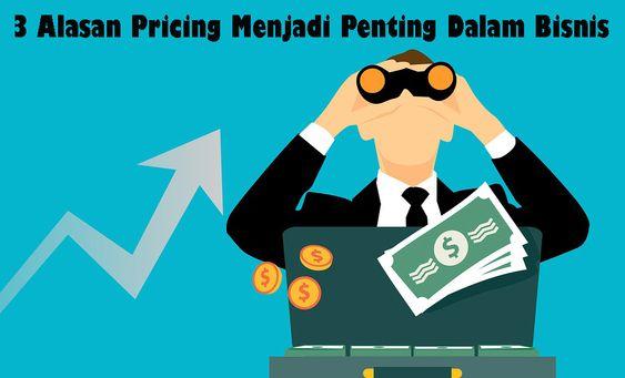 3 Alasan Pricing Menjadi Penting Dalam Bisnis Di 2020 Pola Alas Tanda