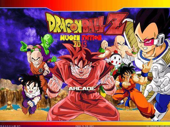 لعبة دراغون بول زد الجديدة والمنتظرة والممتعة Dragon Ball Z Mugen Edition Pc Game الآن على أجهزة الكمبيوتر الآن بحجم 1 51 Gb ك Dragon Ball Z Dragon Ball Dragon