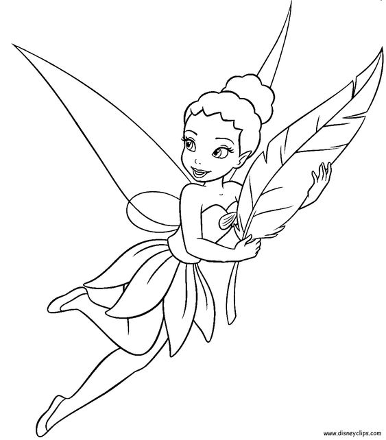 iridessa coloring pages - pinterest the world s catalog of ideas
