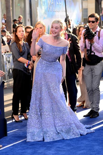 Elle Fanning - 'Maleficent' Premieres in Hollywood — Part 4