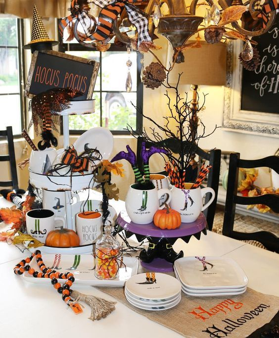30 Best Fall Halloween Season Home Decoration Diy Ideas