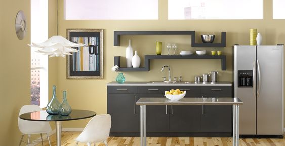 Kitchen Rooms Spaces Inspirations Behr Paint Ground