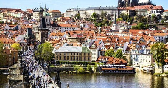 Onde ficar em Praga   República Checa #Praga #República_Checa #europa #viagem