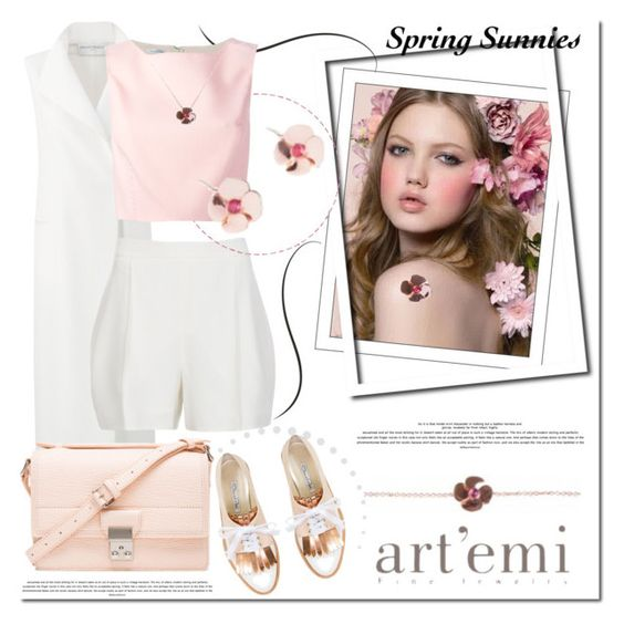 """""""Spring Sunnies"""" by mashajazzliving ❤ liked on Polyvore"""