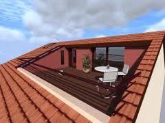 Amenagement terrasse dans les combles recherche google - Amenagement d une terrasse ...