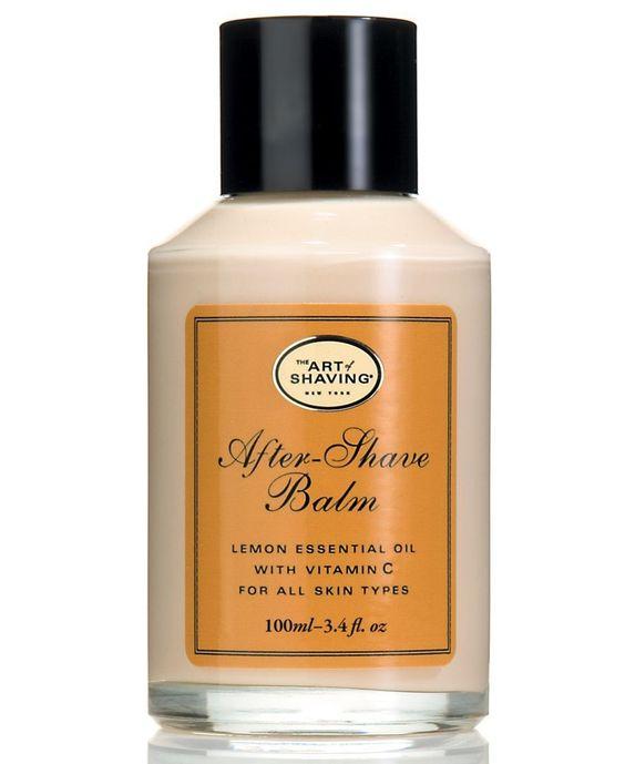 The Art of Shaving After-Shave Balm - Lemon, 3.4 oz.