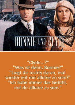 """Bonnie und Clyde in """"Bonny und Clyde"""""""
