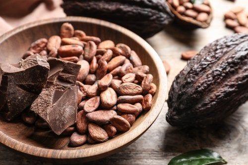 Propiedades Del Cacao Mejor Con Salud Recetas De Comida Te Para Bajar De Peso Tensión Alta