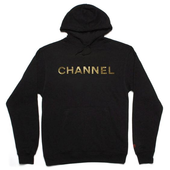 Was told that this is the kind of hoodie I need and should get.  This is what fits me. A channel hoodie