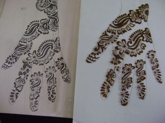 Easy Henna Designs Step By Step For Beginners: Easy Henna Designs For Beginners On Hands Step By Step