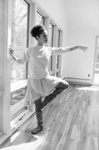 Debbie Allen Dancing