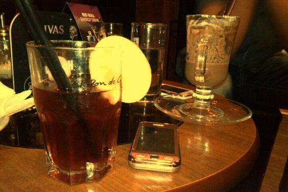 D.N.A cocktail: Cocktails