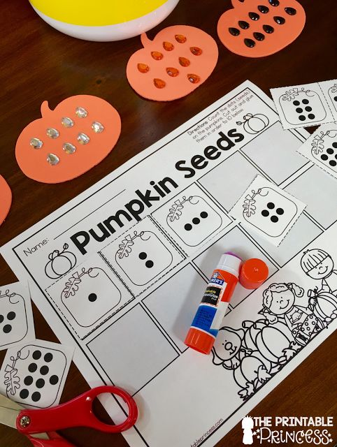 Counting and number order. Download the FREE activity page on the blog.