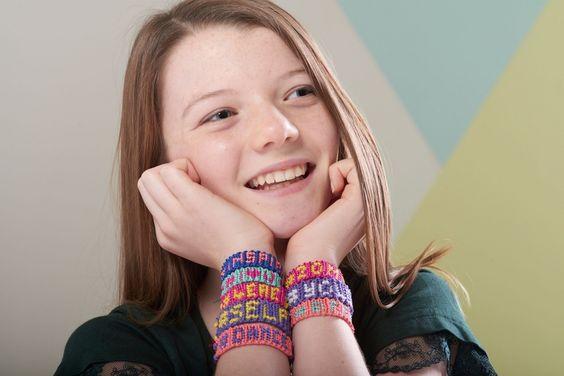 myStyle Hashtag Bracelets