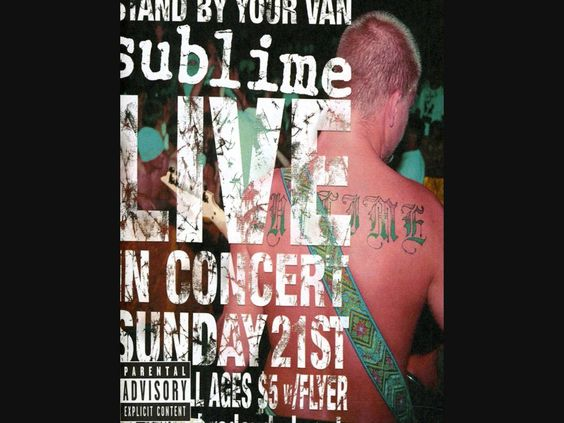 A fantastic live album by my favorite Sublime. Recorded from 94 til 95 I believe, then released in 96. RIP Brad Band: Sublime Album: Stand By Your Van Year: ...