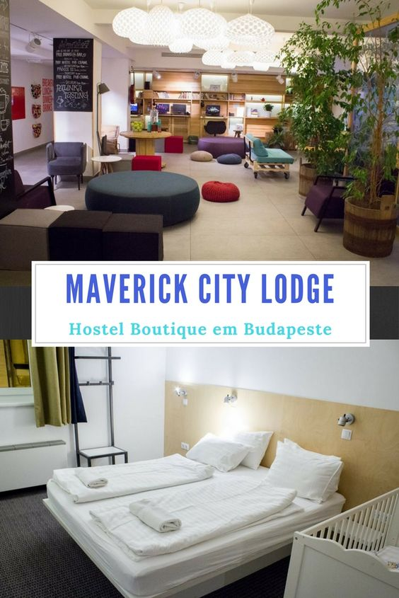c4b79b320c6cda2087827478170a67a1 Hostel Boutique em Budapeste: Maverick City Lodge