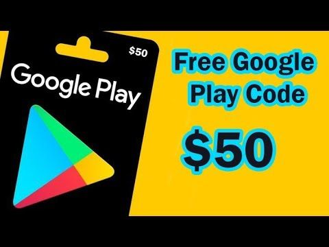 Top Hot Method Free 50 Google Play Gift Card Code 5 Google