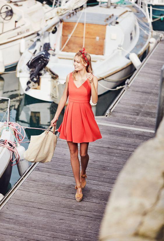 Robe Rencontre bis, Claudie Pierlot, € | Dresses, Spring dresses, Fashion