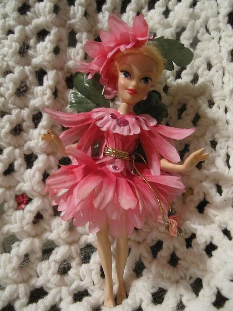 Flower Faerie by discodiva1979, via Flickr