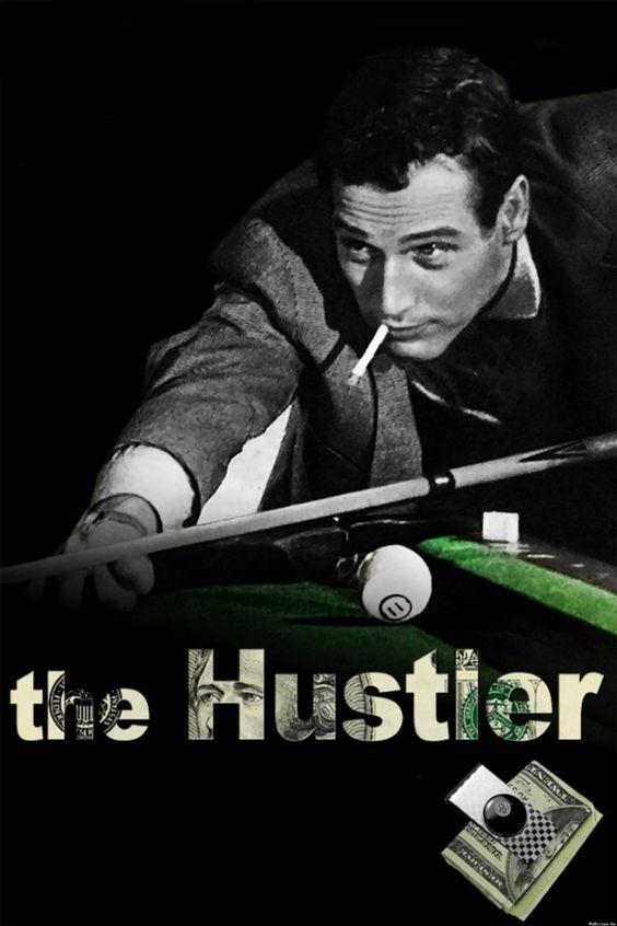 The hustler 1961 streaming movie