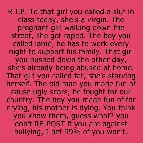I Hate Bullying