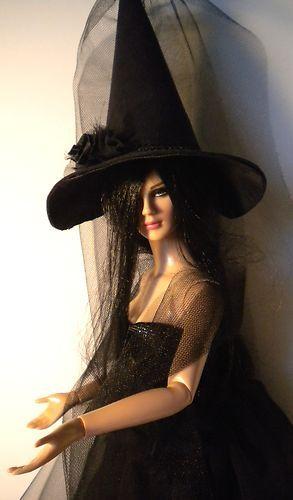 "Glamour Witch Gown Ensemble for 16"" Tyler Samihart   eBay"