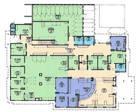 Dog boarding kennels dog boarding and floor plans on for Dog kennel layouts