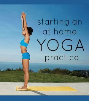 A BEAUTIFUL LITTLE LIFE: Why NOT Give YOGA a Try? How to Start Practicing Yoga At Home