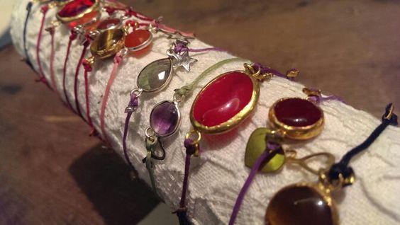 Fantastic wristlace @il sacco arte