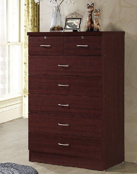 Chest Of Drawers Tall Bedroom Dresser 7